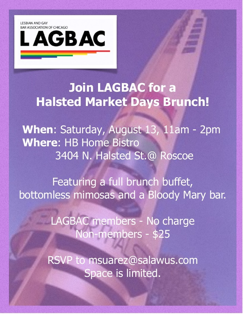 LAGBAC brunch